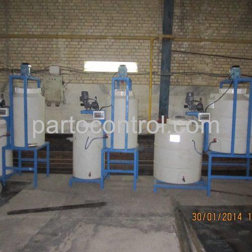 Ahwaz refinery liquid chlorine کلرزن مایع پالایشگاه اهواز1 500x500 - پروژه کلرزن مایع