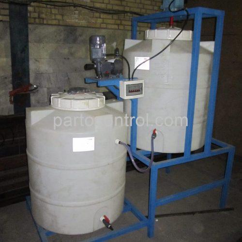 Ahwaz refinery liquid chlorine کلرزن مایع پالایشگاه اهواز2 500x500 - پروژه کلرزن مایع
