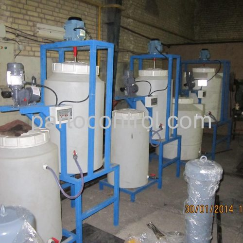 Ahwaz refinery liquid chlorine کلرزن مایع پالایشگاه اهواز3 500x500 - پروژه کلرزن مایع