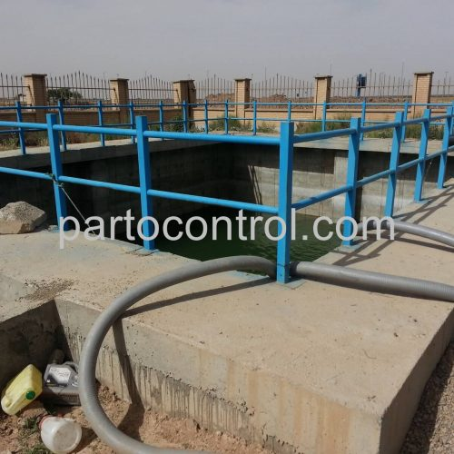 Concrete tanks in Caspian Townمخازن بتنی شهرک کاسپین 1 500x500 - پروژه مخازن بتنی