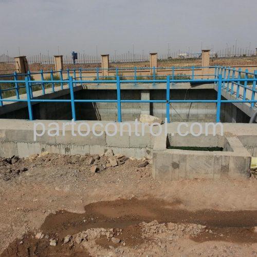 Concrete tanks in Caspian Townمخازن بتنی شهرک کاسپین 2 500x500 - پروژه مخازن بتنی