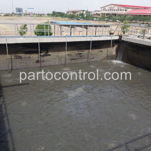 Concrete tanks in Caspian Townمخازن بتنی شهرک کاسپین 3 500x500 - پروژه مخازن بتنی