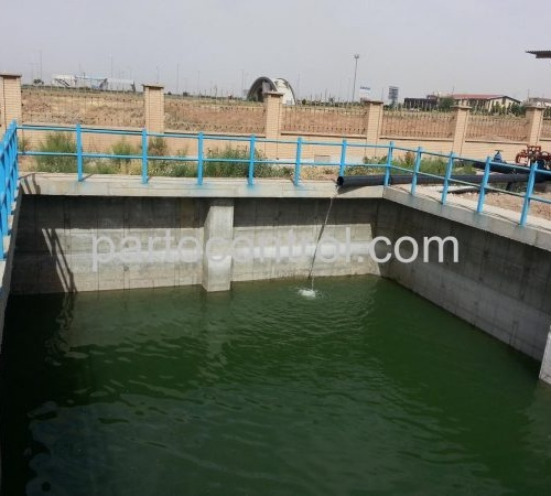 Concrete tanks in Caspian Townمخازن بتنی شهرک کاسپین 4 e1592137049268 500x450 - پروژه مخازن بتنی