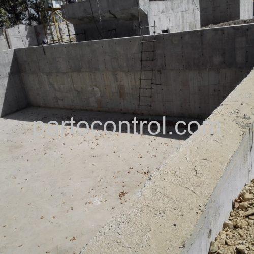 Concrete tanks in Kaleh مخازن بتنی کاله 2 500x500 - پروژه مخازن بتنی