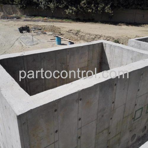 Concrete tanks in Kaleh مخازن بتنی کاله 5 500x500 - پروژه مخازن بتنی