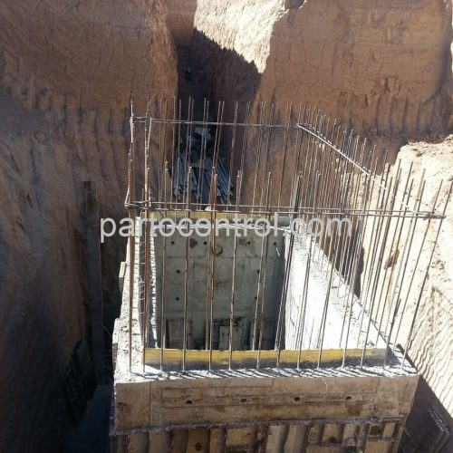 Concrete tanks of water and sewage of Shahriyarمخازن بتنی آب و فاضلاب شهریار 1 500x500 - پروژه مخازن بتنی