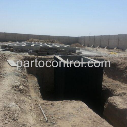 Concrete tanks of water and sewage of Shahriyarمخازن بتنی آب و فاضلاب شهریار 3 1 500x500 - پروژه مخازن بتنی