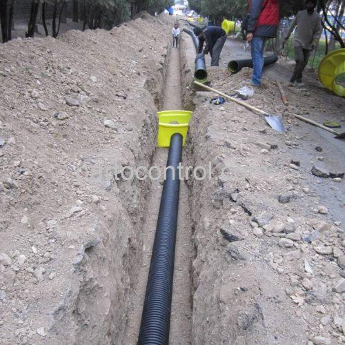 Eram Park Sewage Collection Networkشبکه جمع اوری فاضلاب باغ وحش پارک ارم1 2 500x500 - پروژه شبکه جمع آوری فاضلاب
