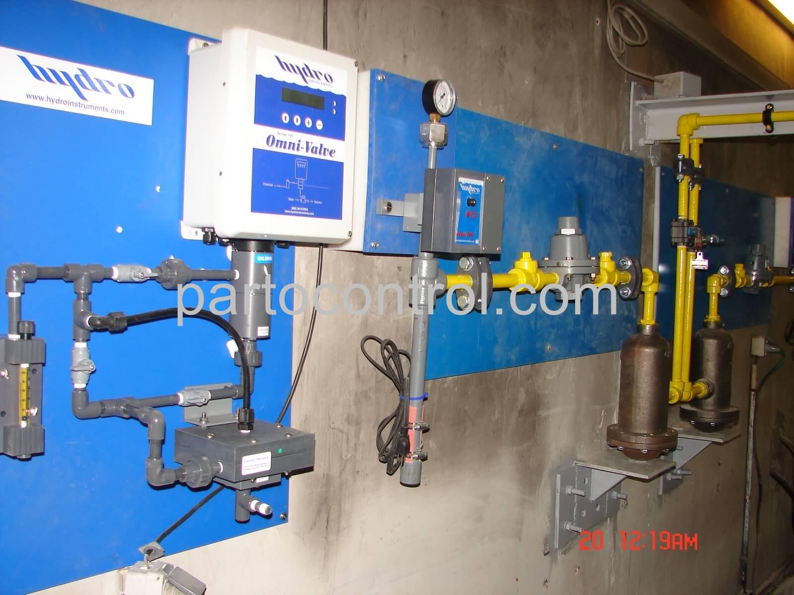 Ferdows gase chlorineکلرزن گازی فردوس1 - پروژه کلرزن گازی