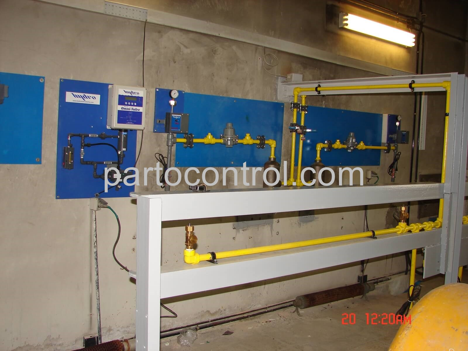 Ferdows gase chlorineکلرزن گازی فردوس3 - پروژه کلرزن گازی