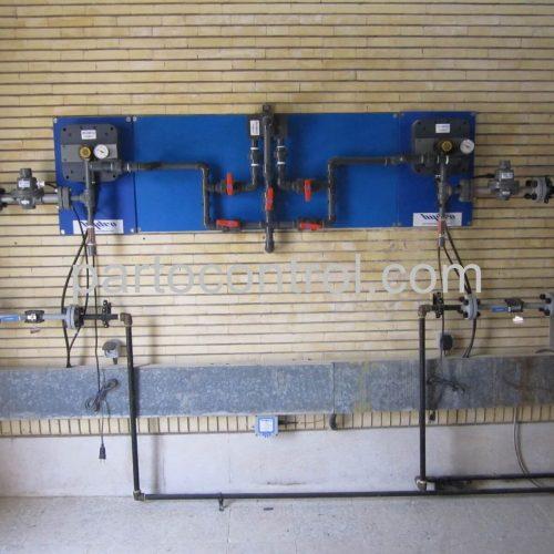 Gas clarifier of Bandar Abbas refineryتصفیه خانه فاضلاب بندرعباس1 500x500 - پروژه کلرزن گازی