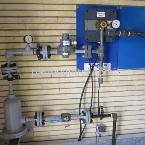 Gas clarifier of Bandar Abbas refineryتصفیه خانه فاضلاب بندرعباس2 500x500 - پروژه کلرزن گازی