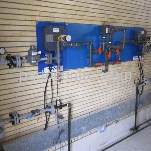 Gas clarifier of Bandar Abbas refineryتصفیه خانه فاضلاب بندرعباس3 500x500 - پروژه کلرزن گازی