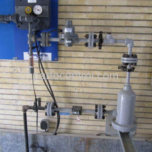 Gas clarifier of Bandar Abbas refineryتصفیه خانه فاضلاب بندرعباس4 500x500 - پروژه کلرزن گازی
