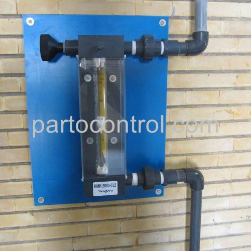 Gas clarifier of Bandar Abbas refineryتصفیه خانه فاضلاب بندرعباس5 500x500 - پروژه کلرزن گازی