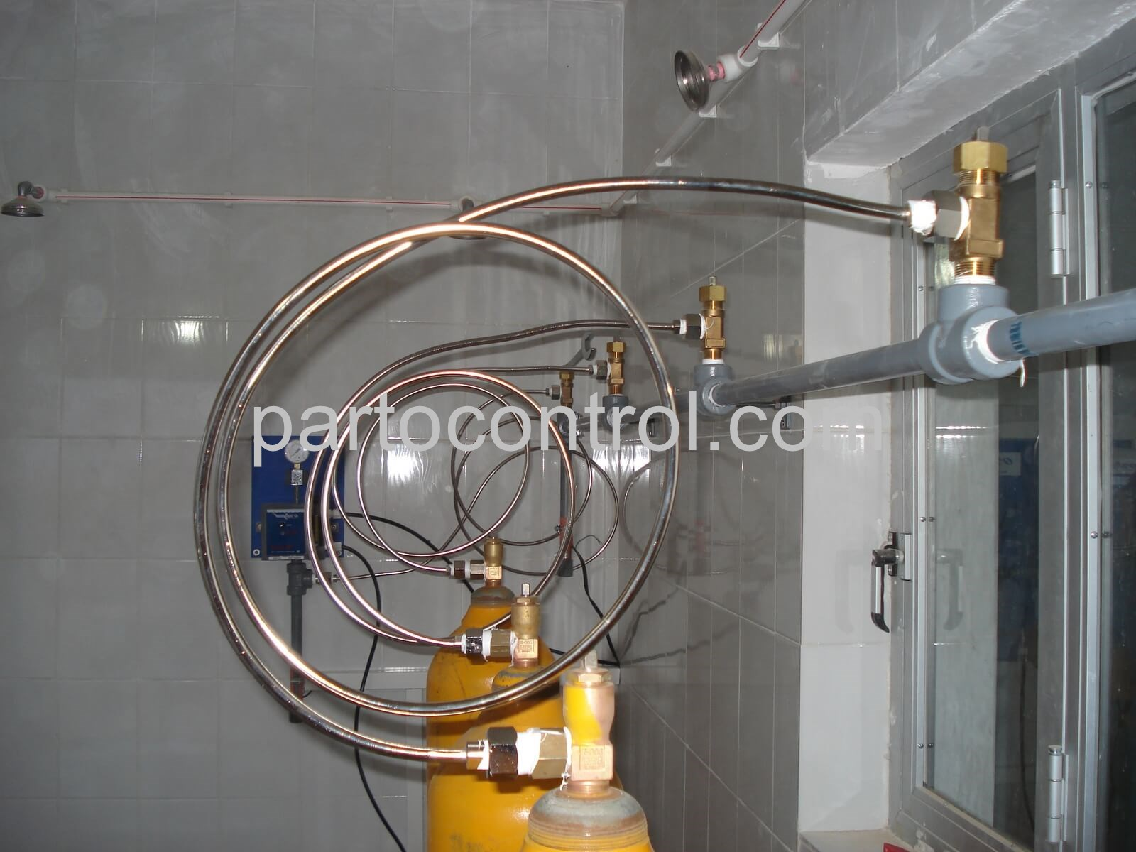 Jarqvia gas chlorineکلرزن گازی ابرسانی جرقویه2 - پروژه کلرزن گازی