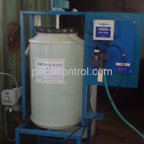 Khangiran refinery liquid chlorine کلرزن مایع پالایشگاه خانگیران1 500x500 - پروژه کلرزن مایع