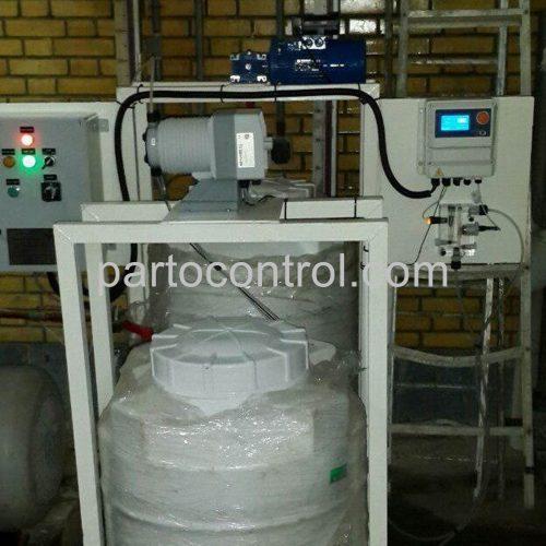 Liquid chlorin of the Abadan Ports Authorityکلرزن مایع سازمان بنادر آبادان 2 500x500 - پروژه کلرزن مایع