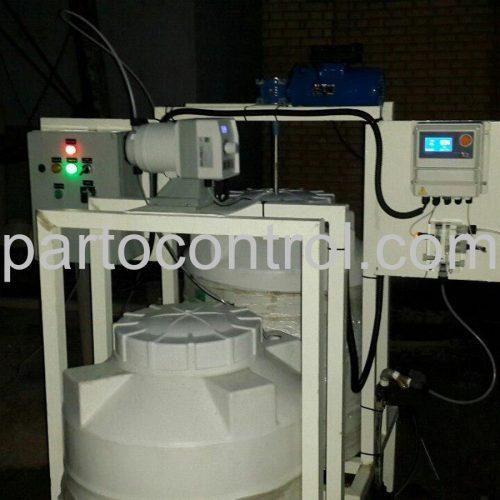 Liquid chlorin of the Abadan Ports Authorityکلرزن مایع سازمان بنادر آبادان 3 500x500 - پروژه کلرزن مایع