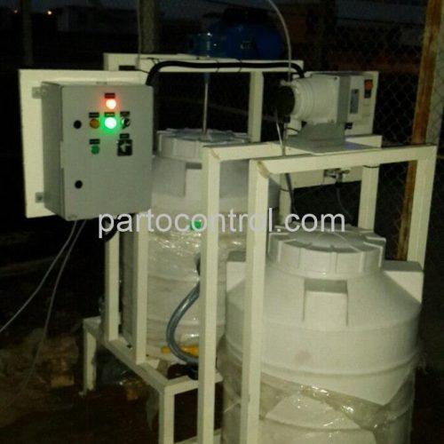 Liquid chlorin of the Abadan Ports Authorityکلرزن مایع سازمان بنادر آبادان 4 500x500 - پروژه کلرزن مایع