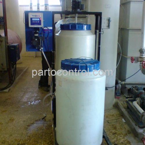 Liquid chlorine Hamedan Post Officeکلرزن گازی اداره پست همدان1 500x500 - پروژه کلرزن مایع