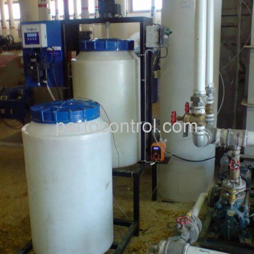 Liquid chlorine Hamedan Post Officeکلرزن گازی اداره پست همدان2 500x500 - پروژه کلرزن مایع