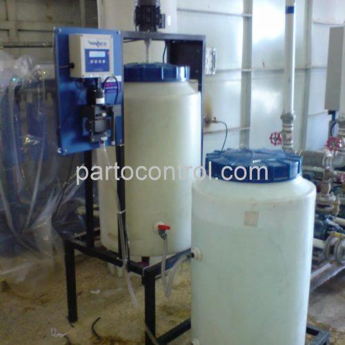 Liquid chlorine Hamedan Post Officeکلرزن گازی اداره پست همدان5 500x500 - پروژه کلرزن مایع