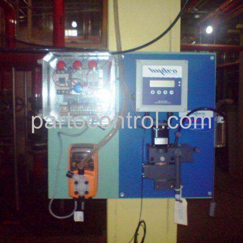 Liquid chlorine of Tarsht Power Plantکلرزن مایع نیروگاه طرشت 1 500x500 - پروژه کلرزن مایع