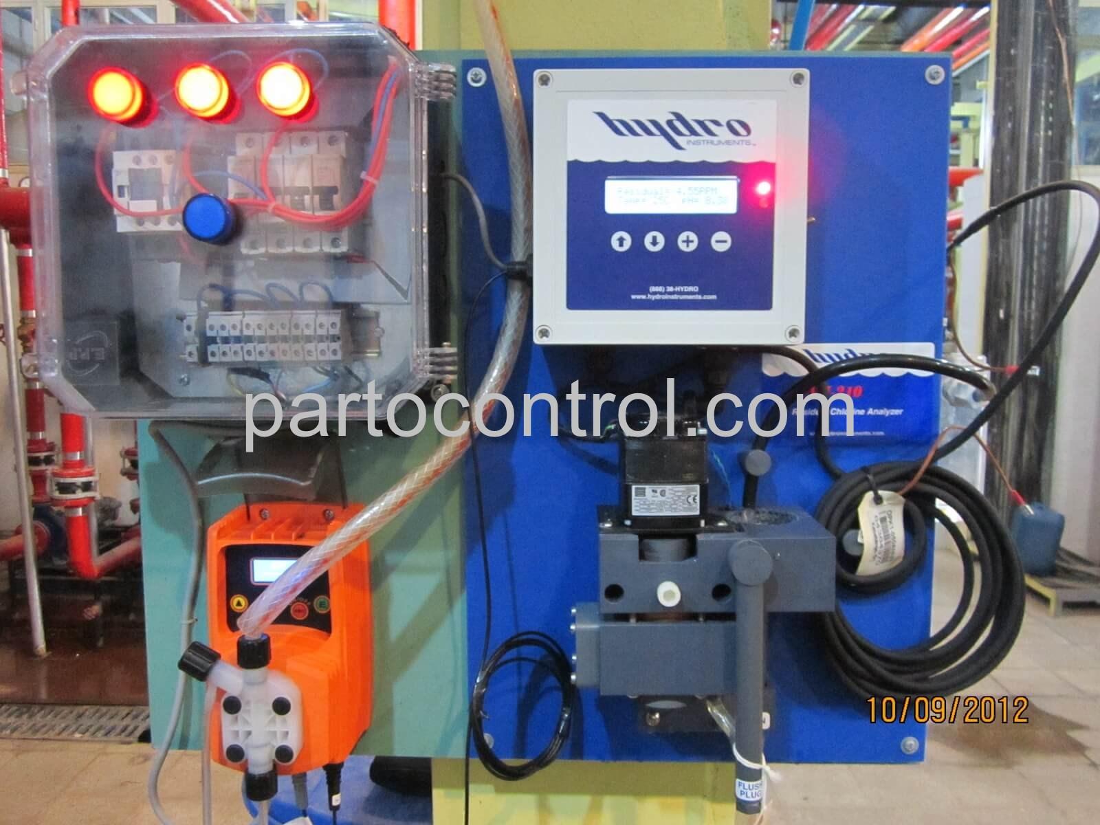 Liquid chlorine of Tarsht Power Plantکلرزن مایع نیروگاه طرشت 3 - پروژه کلرزن مایع