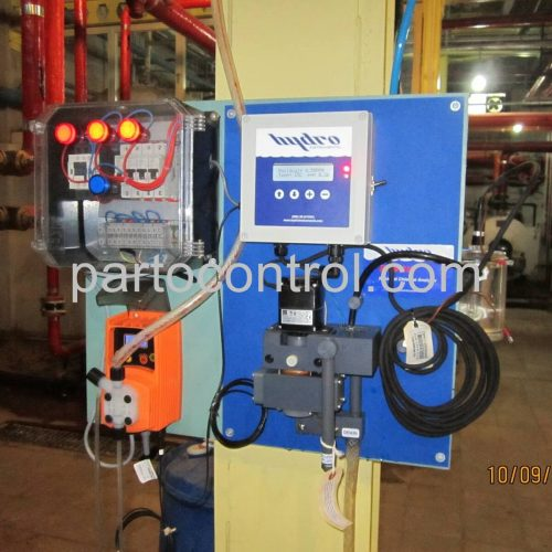 Liquid chlorine of Tarsht Power Plantکلرزن مایع نیروگاه طرشت 5 500x500 - پروژه کلرزن مایع