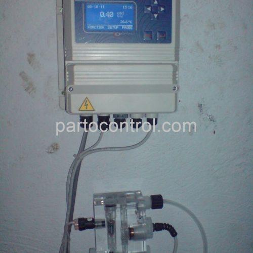 Liquid chlorine tejarat bankکلرزن مایع استخر بانک تجارت1 500x500 - پروژه کلرزن مایع