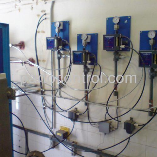 Refinery Khagiran Chlorin Gas کلرزن گازی پالایشگاه خانگیران1 500x500 - پروژه کلرزن گازی