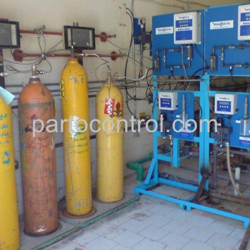 Refinery Khagiran Chlorin Gas کلرزن گازی پالایشگاه خانگیران2 500x500 - پروژه کلرزن گازی