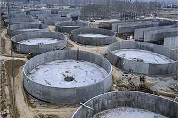 افتتاح ۵,۵ مدول و کلنگزنی ۱۱ مدول تصفیهخانه فاضلاب در استان تهران