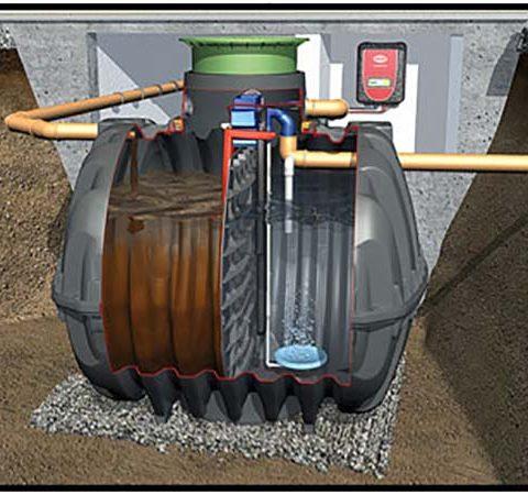 سیستم یکپارچه فلزی تصفیه فاضلاب