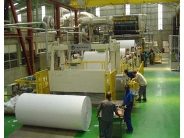 پکیج تصفیه فاضلاب کارخانجات کاغذ سازی