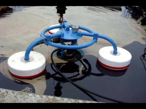 Weir Skimmer - Oil skimmer چیست؟