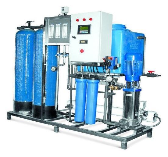 سیستم تصفیه آب صنعتی و نحوه کار آن 3 - سیستم تصفیه آب صنعتی و نحوه عملکرد آن