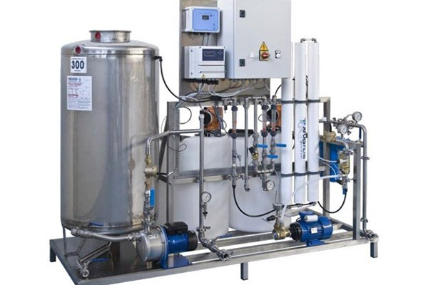 سیستم تصفیه آب صنعتی و نحوه کار آن -Industrial water treatment system and how it works