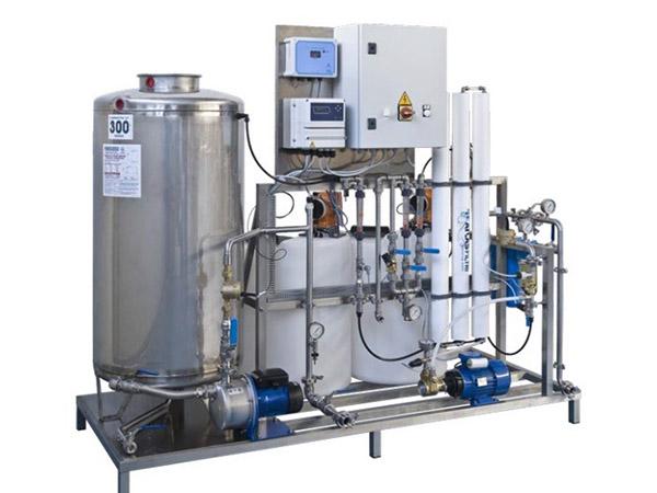سیستم تصفیه آب صنعتی و نحوه کار آن - درباره ما