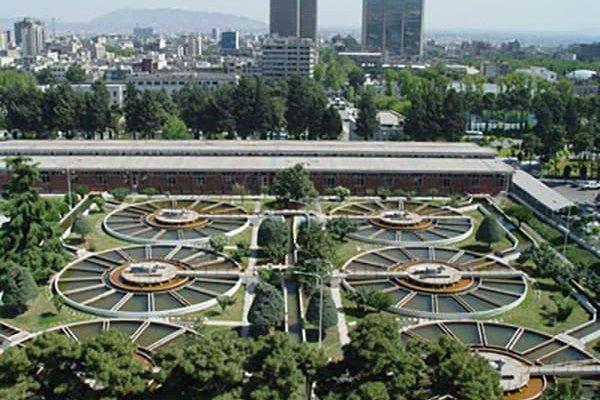 -Introducing Tehran water treatment plantsمعرفی تصفیه خانه های آب شهر تهران